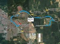 Bungalow Land For Auction at Pekan Batang Kali, Batang Kali