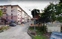 Property for Sale at Teratai Apartment