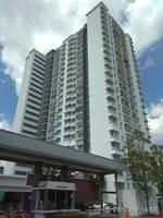 Apartment For Auction at Taman Baiduri, Johor Bahru