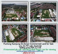 Property for Sale at Kampung Seri Aman