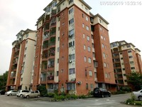 Apartment For Auction at Danau Sutera Apartment, Rawang