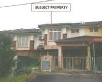 Property for Auction at Taman Puncak Jalil