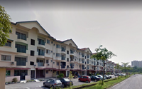 Apartment Room for Rent at Taman Desa Kempas, Johor Bahru