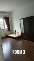 Terrace House For Rent at Taman Tiong Ung Siew, Sibu