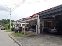 Semi D For Sale at Taman Hilltop, Kota Kinabalu