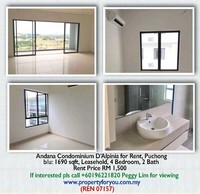 Property for Rent at Andana @ D'Alpinia