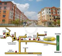 Property for Rent at Seremban Putra Apartments