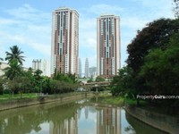 Condo Room for Rent at Bistari Condominium, Chow Kit