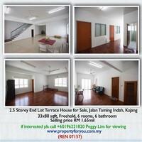 Property for Sale at Taman Taming Indah
