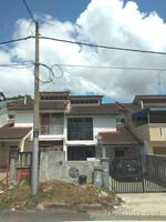 Terrace House For Auction at Taman Puteri Wangsa, Ulu Tiram