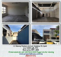 Property for Rent at Impiana 33