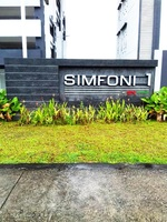 Property for Sale at Simfoni 1 Condominium