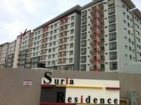 Apartment Room for Rent at Suria Residence, Bandar Mahkota Cheras