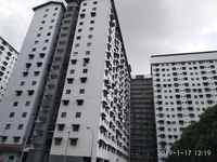 Apartment For Auction at Section 16, Shah Alam