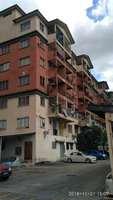 Apartment For Auction at Golden Villa, Taman Sentosa Perdana