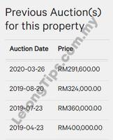 Office For Auction at Kelana Centre Point, Kelana Jaya