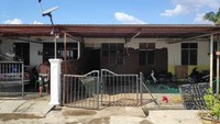 Terrace House For Auction at Taman Kempas, Sungai Petani