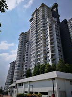 Apartment For Auction at Maisson, Ara Damansara