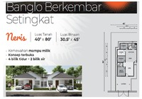 Semi D For Sale at Puncak Surya, Sungai Petani