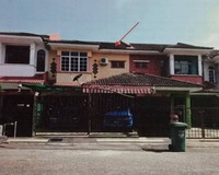 Property for Auction at Bandar Indera Mahkota
