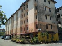 Property for Auction at Seri Trompet Apartment