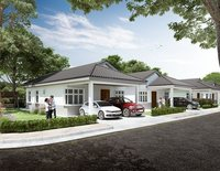 Link Bungalow For Sale at Puncak Surya, Sungai Petani