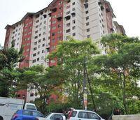 Property for Auction at Pangsapuri Teratak Muhibbah