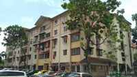 Property for Auction at Indah Apartment