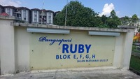Property for Sale at Pangsapuri Ruby