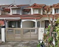 Terrace House For Auction at USJ 13, USJ