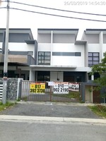 Terrace House For Auction at Saujana Rawang, Rawang