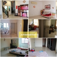 Terrace House For Sale at Station 18, Ipoh