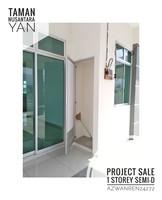 Semi D For Sale at Taman Nusantara, Yan