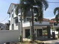 Bungalow House For Sale at Taman Berjaya Setia, Bukit Mertajam