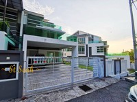 Semi D For Sale at Taman BM Indah (BM Garden), Bukit Mertajam