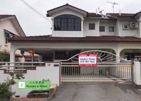 Terrace House For Sale at Taman Pakatan Jaya, Ulu Kinta