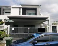 Terrace House For Auction at Laman Delfina, Nilai Impian