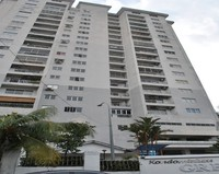 Condo For Sale at Greenpark, Taman Yarl