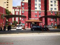 Apartment For Auction at Mentari Court 1, Bandar Sunway