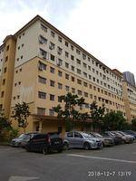 Flat For Auction at Taman Puchong Utama, Puchong