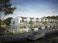 Townhouse For Sale at Cybersouth, Dengkil