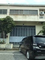 Terrace Factory For Sale at Subang 2, Shah Alam