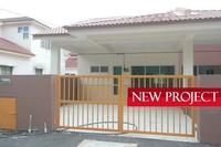 Terrace House For Sale at Taman Puncak Jelapang Maju, Ipoh