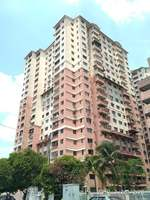 Condo For Auction at Idaman Sutera, Setapak