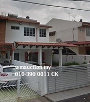 Property for Auction at Taman Indah