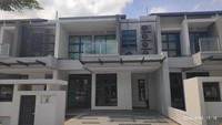 Terrace House For Auction at Estuari Gardens, Nusajaya