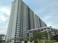 Apartment For Auction at Taman Kempas Indah, Johor Bahru