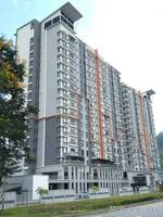 Condo For Auction at The Takun Templer Park, Rawang