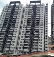Condo For Auction at Residence 8, Old Klang Road