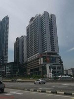 Apartment For Auction at Amerin Residence, Balakong